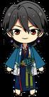 Rei Sakuma Rainy Season Kimono chibi