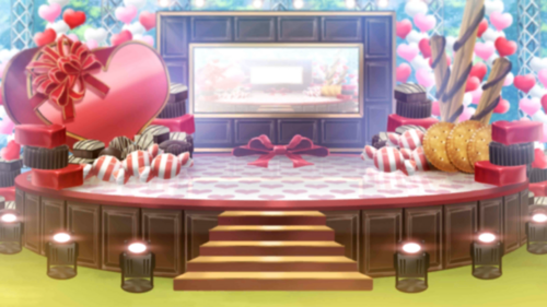 Valentine's Stage Full