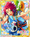 (Waving Sunflowers) Mao Isara Rainbow Road Bloomed