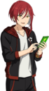 (Beans and Tactics) Natsume Sakasaki Full Render