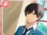 (Dependable Class President) Hokuto Hidaka