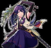 (Master Swordsman's Dance) Souma Kanzaki Full Render Bloomed