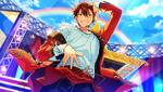 (Rainbow and Passion) Chiaki Morisawa CG2