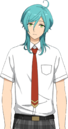 Kanata Shinkai 1st Year Summer School V2 Dialogue Render