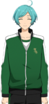 Kanata Shinkai PE Winter Dialogue Render