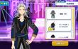 Nagisa Ran Adam Uniform Outfit