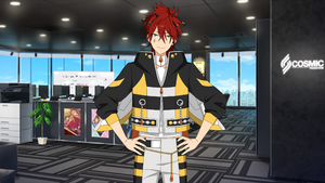 Rinne Amagi Honey Bee Outfit