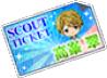RYUSEITAI Unit Collection Midori Takamine Scouting Ticket