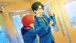 (Cat and Train Ticket) Keito Hasumi CG