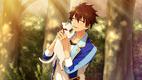 (Kitten and Sunset) Chiaki Morisawa CG2