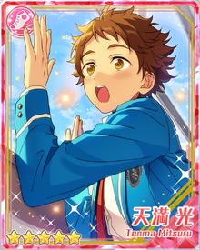 (Jumping Spring) Mitsuru Tenma