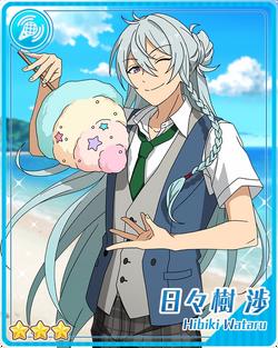 (Sea Breeze and Cotton Candy) Wataru Hibiki Bloomed