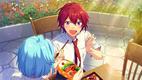 (Knight of Blue Roses) Tsukasa Suou CG