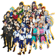 Ensemble Stars Render Full