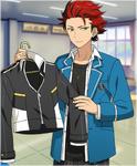 (Costume Artisan) Kuro Kiryu Frameless