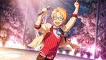 (Dancing Sakura Petals) Makoto Yuuki CG2