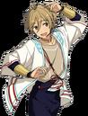 (Summer Night Trial) Tomoya Mashiro Full Render Bloomed