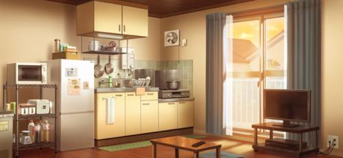 Shiina Residence (Evening) Full