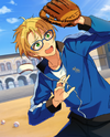 (Reliable Play Ball) Makoto Yuuki Frameless