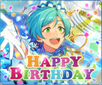 Kanata Shinkai Birthday Course 2019