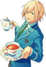 (Angel's Wings) Eichi Tenshouin Full Render