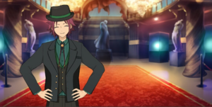 (Steady and Calm) Mao Isara Outfit