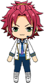Mao Isara ES Idol Uniform chibi