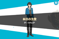 Rei Sakuma Birthday Performance 10% Up