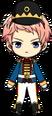 Shu Itsuki Soldier chibi