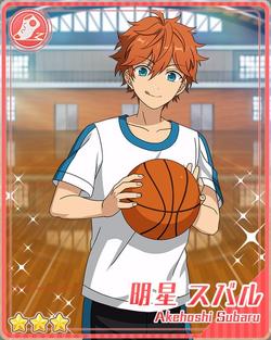 (Basketball Guidance) Subaru Akehoshi