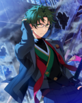 (Ogre and Trust) Keito Hasumi Frameless Bloomed
