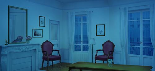 Apartment in France (Night - Dark) Full