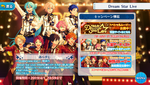 Dream Star Live Main Page