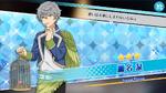 (Blue-Hooded Parrot) Izumi Sena Scout CG