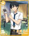 (Class President's Duties) Hokuto Hidaka