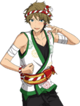 (Motivation and Fireworks) Midori Takamine Full Render Bloomed