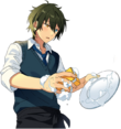 (Train Conductor's Whistle) Mika Kagehira Full Render