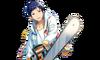 (Trainer's Smile) Yuzuru Fushimi Full Render