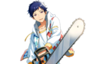 (Trainer's Smile) Yuzuru Fushimi Full Render