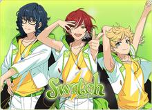 Switch Unit Info