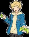 (Game Match) Sora Harukawa Full Render Bloomed