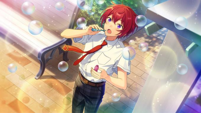 (King of Sweets) Tsukasa Suou CG