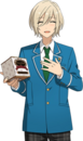 (Tea Can) Eichi Tenshouin Full Render Bloomed