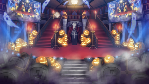Halloween Party Venue (Knights) Full