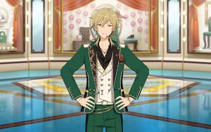 Kaoru Hakaze √AtoZ Outfit