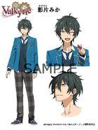 Mika Kagehira Anime Faceshot