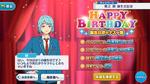 Hajime Shino Birthday Campaign