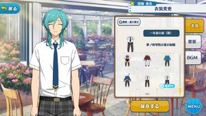 Kanata Shinkai 2nd Year Appearance (Summer) Outfit