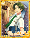 (Companions and Summer Night) Keito Hasumi