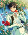 (Dreamlike Flower Garden) Hokuto Hidaka Frameless Bloomed
